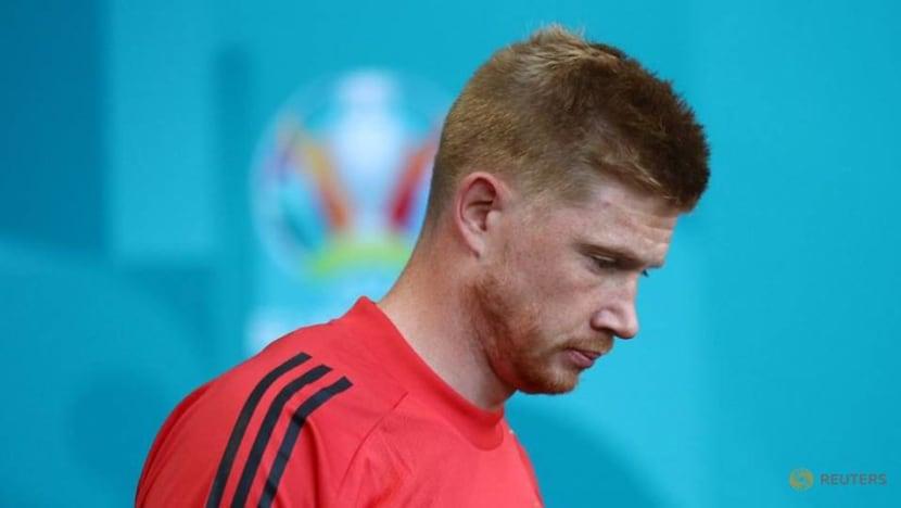 Football: De Bruyne fit to play for Belgium against Denmark