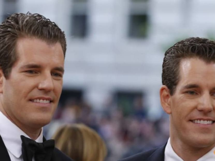 How the Winklevoss twins made over S$2 billion investing in cryptocurrency