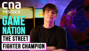 Game Nation: The Street Fighter Champion: Xian