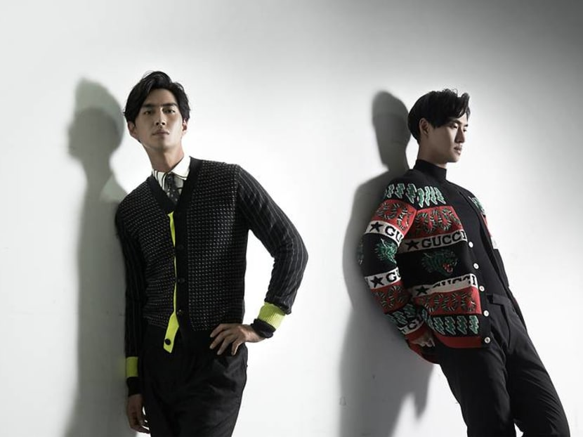 The cardigan elevates your dapper style – just ask Hyun Bin and Song Joong Ki