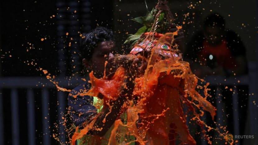 No human pyramids in Mumbai's Janmashtami festival due to coronavirus