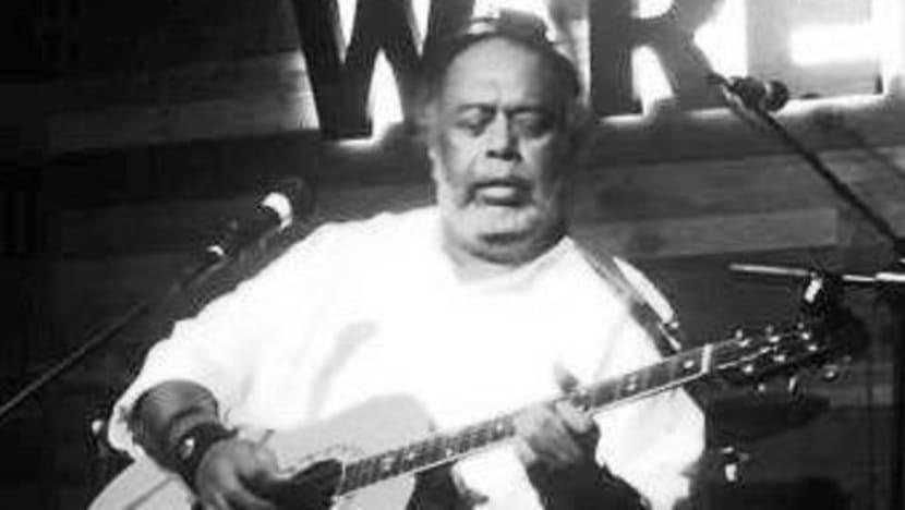 Singapore guitar legend and music icon Zul Sutan dies, aged 61