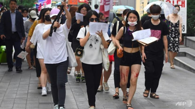 Commentary: Sexual harassment in South Korea exposes hypocrisy and culture of intimidation