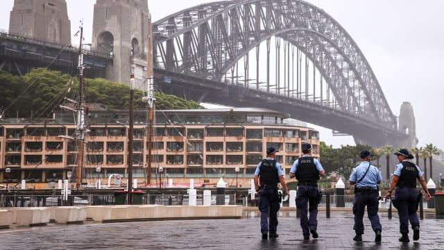 澳新南威尔士州新增283病例