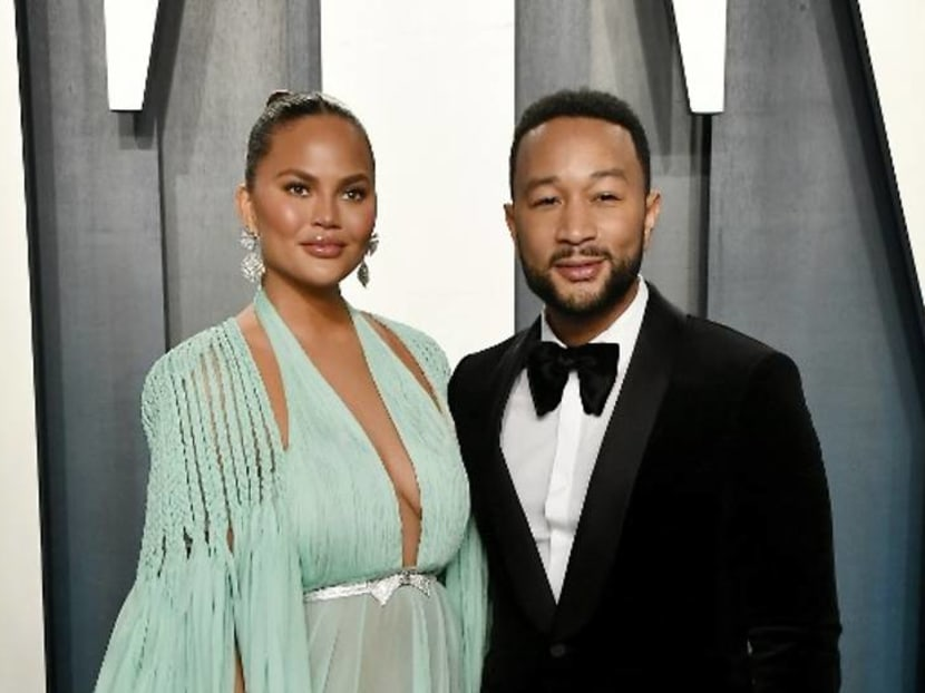 Chrissy Teigen says she's sad she'll never be pregnant again, following miscarriage