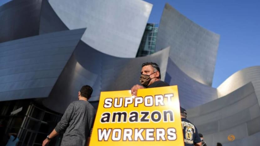 In Amazon union election, votes cast by some ineligible ex-employees could swing outcome