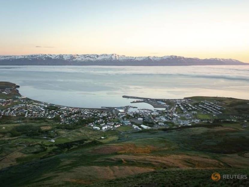 Excitement builds in Icelandic fishing town vying for Oscars glory