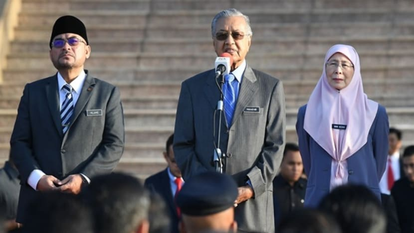 Malaysia's wealth must be distributed equally among all races: PM Mahathir
