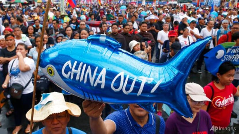South China Sea: Philippines protests new China law as 'verbal threat of war'
