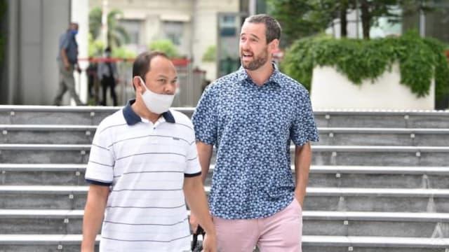 搭地铁没戴口罩英国男子罪成  法官判监六周
