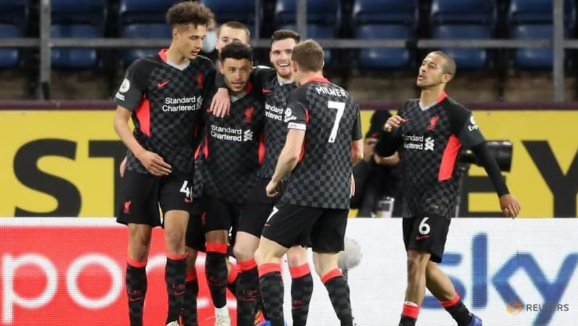 Football: England's Champions League race goes down to the wire