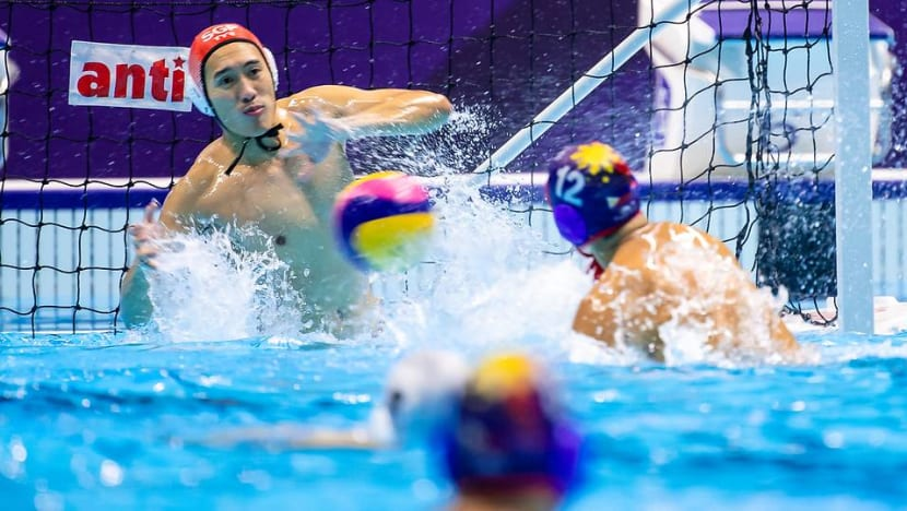 Water polo: Singapore men's team draw with Philippines, result secures gold for Indonesia