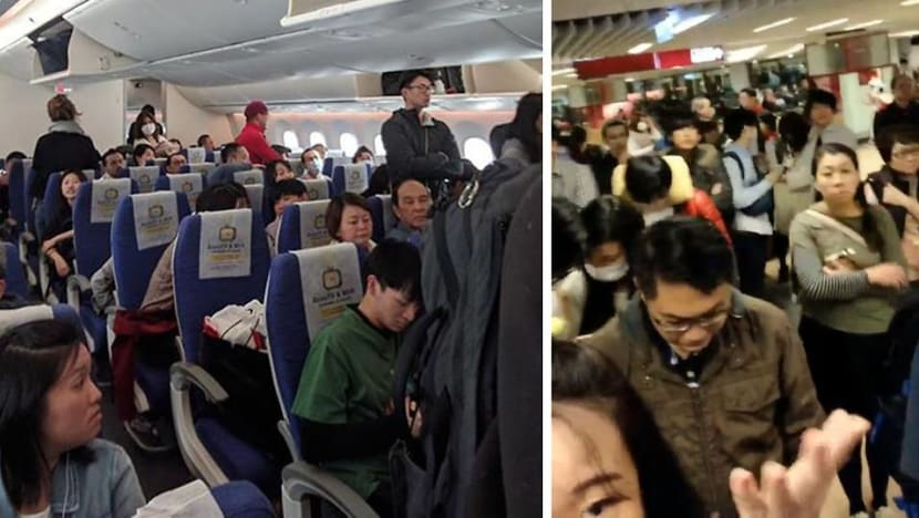 Scoot passengers stranded in Taipei on New Year's Eve after flight to Singapore delayed