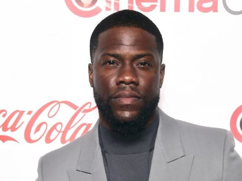 Kevin Hart out of hospital, in physical therapy following car crash