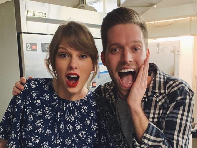 Taylor Swift makes surprise performance at super fan's engagement party