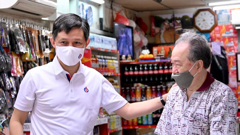 GE2020: Is opposition checking or 'checkmating' the Government? Chan Chun Sing says voters have to decide
