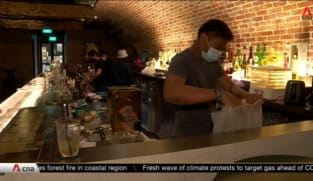 Pivoted nightlife operators waiting for permission to reopen as 2-week suspension enters its final day | Video