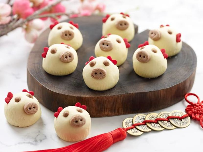 New and novel treats to order for your Chinese New Year snacking pleasure