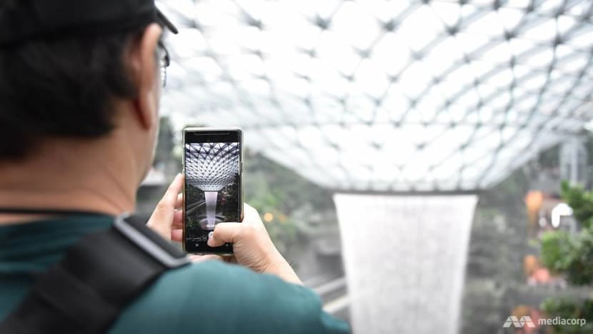Commentary: Why Jewel Changi Airport should be enjoyed in person – not through a smartphone