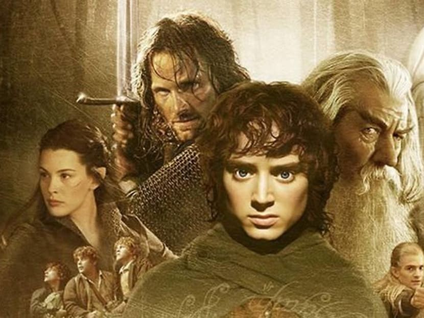 There's going to be a Lord Of The Rings anime movie set before events of 1st film