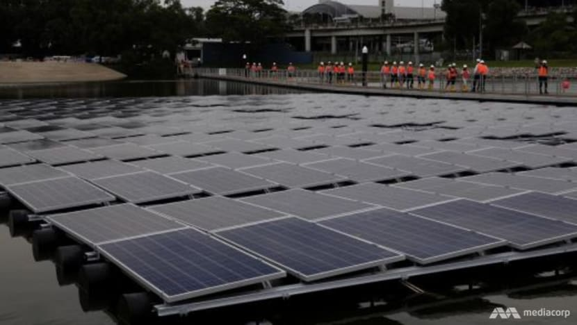 PUB to deploy Singapore's first large-scale floating solar panel system by 2021
