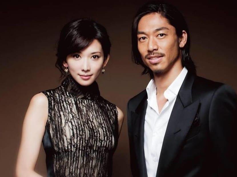 Lin Chi-ling marries Japanese boyband member Akira
