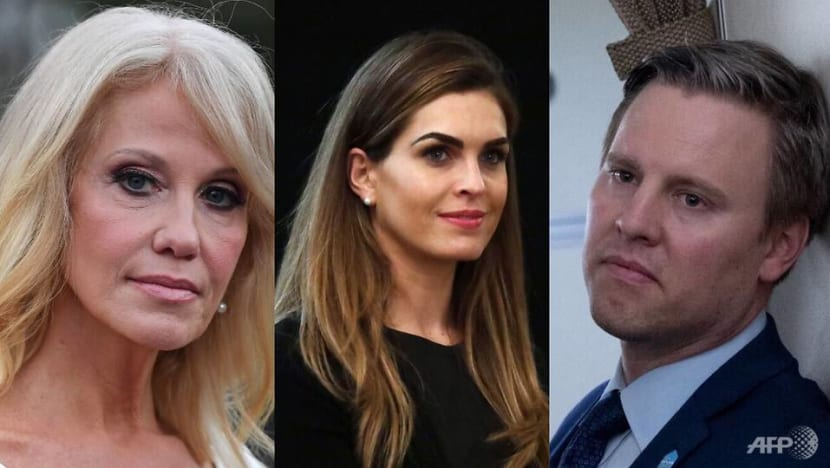 Trump White House, campaign staff who have tested positive for COVID-19
