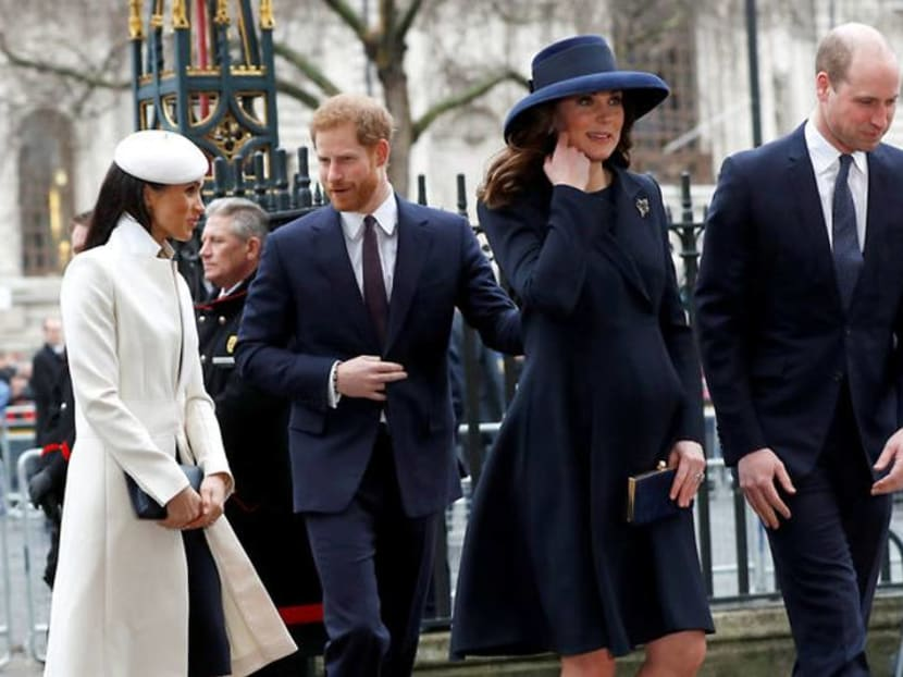 Prince Harry and Meghan to split from charity they share with Prince William and Kate