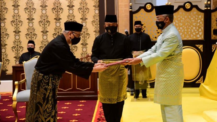 Ismail Sabri Yaakob sworn in as Malaysia's 9th prime minister
