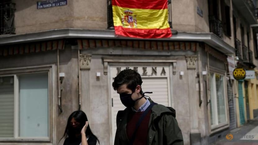 Spain adds 280,000 jobless during April lockdown: Government