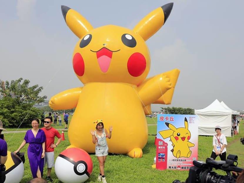 Catch 'em all: Tens of thousands join Taiwan Pokemon Go Safari