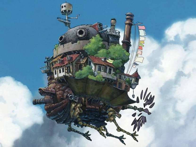 Expect a real-life Howl's Moving Castle at the Studio Ghibli theme park in Japan
