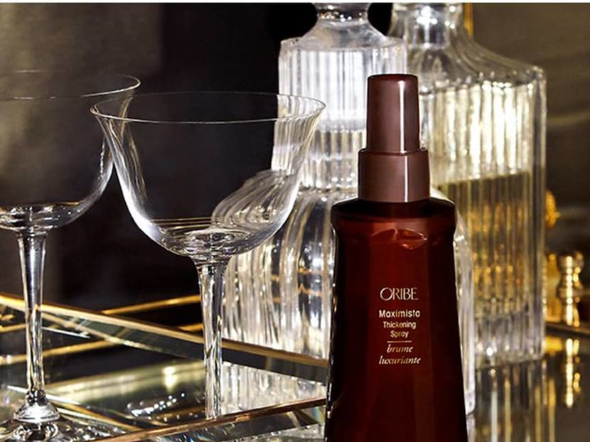 Which products from cult brand Oribe are best suited to Asian hair?