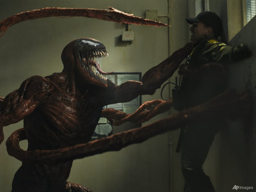 Venom sequel feasts on monstrous US$90m debut at US box office, setting pandemic record