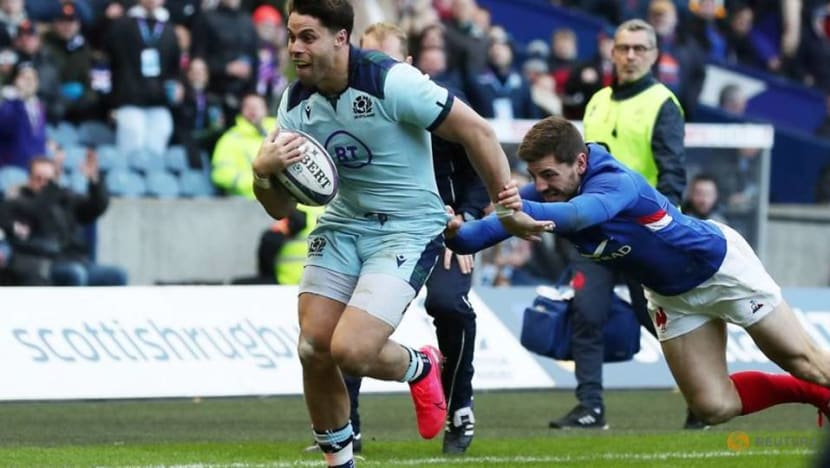 Rugby: Maitland out of Scotland squad after COVID-19 protocol breach