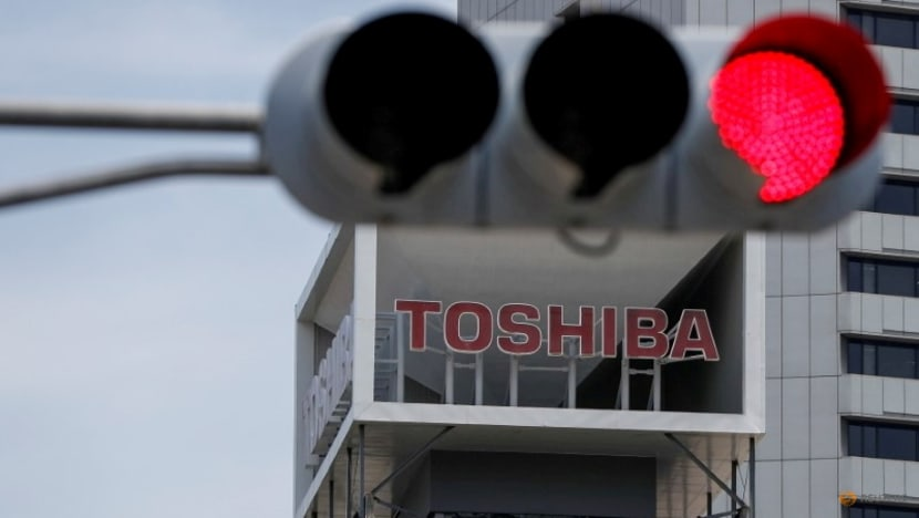 Toshiba in talks with four investment firms for strategic ideas: Report