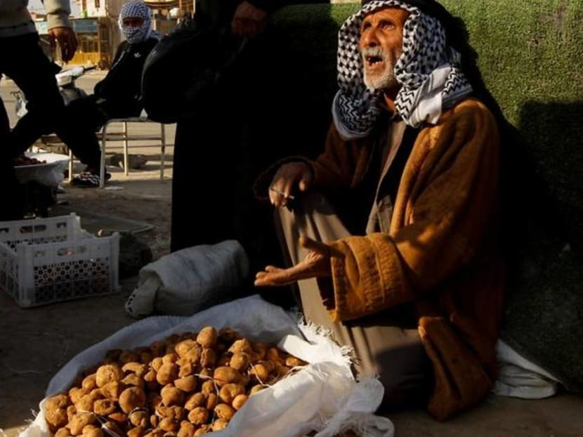 'A blessing from God': Iraqi truffle hunters unearth desert harvest