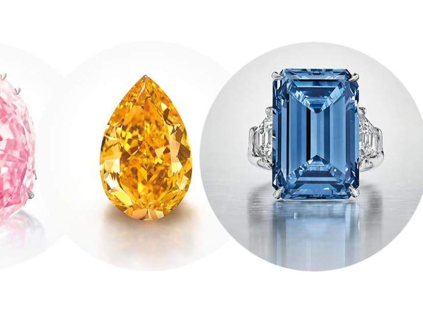These are the 10 most expensive gemstones sold at auction, and the stories behind them
