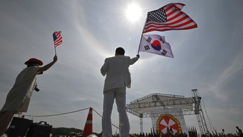 US raised prospect of using South Korea bases for Afghan refugees, Seoul says