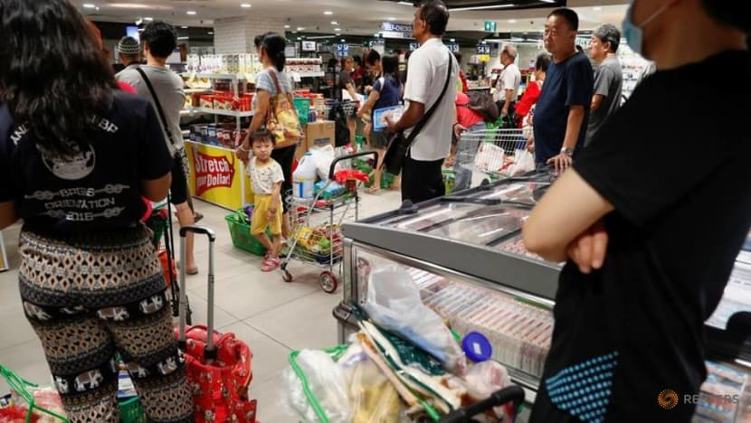 Amid sweeping lockdowns, why Singapore's food supply can endure: Chan Chun Sing