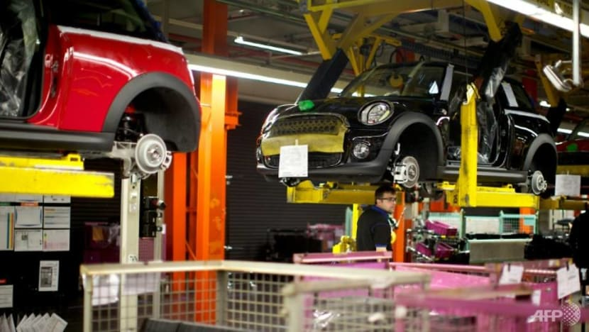 UK factories suffer worst quarter on record: CBI
