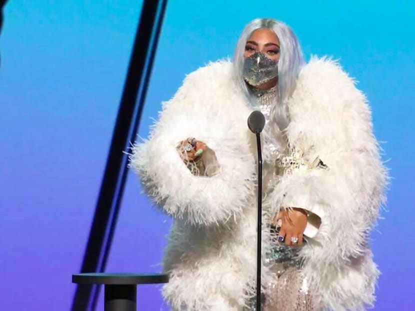 Lady Gaga dominates at MTV Video Music Awards, The Weeknd wins top prize