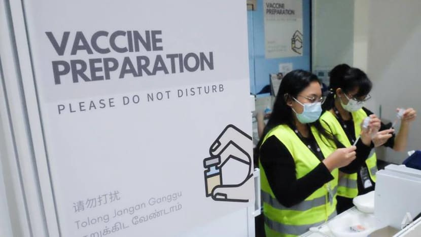 80% of Singapore population received full COVID-19 vaccination regimen: Ong Ye Kung