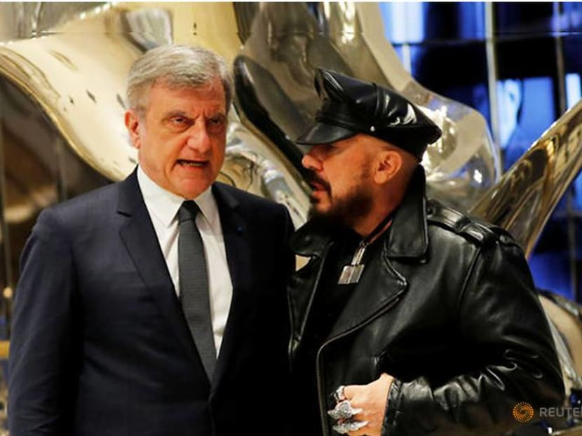The 70-year-old biker-architect who's literally shaping the luxury industry
