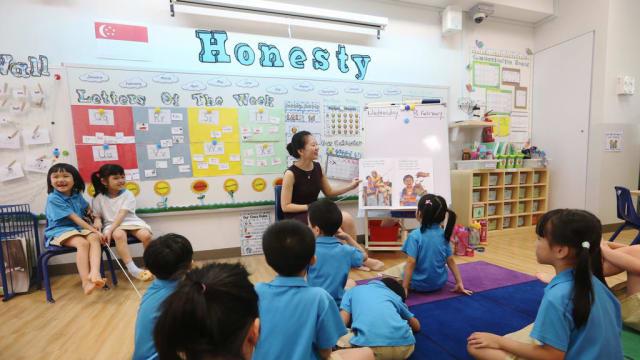 幼儿培育辅助计划 受惠家庭将获得额外儿童培育户头补贴