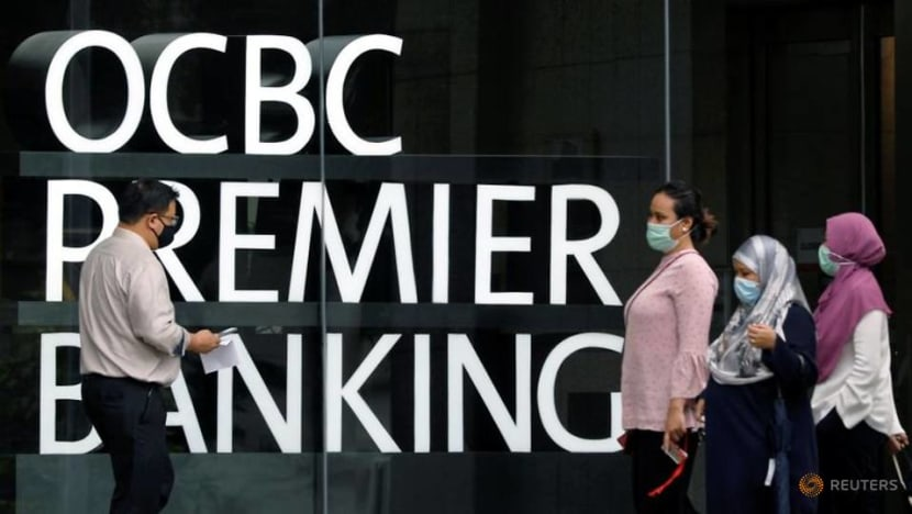 OCBC doubles Q1 profit, rounds up strong outlook for Singapore banks