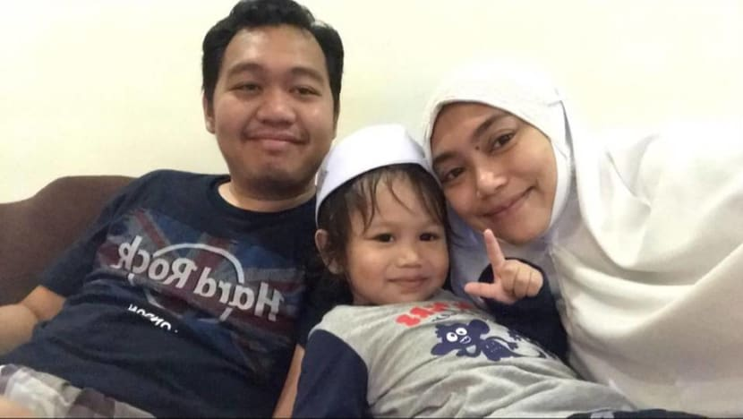 'Daddy, when are you coming home?': How COVID-19 kept a young Malaysian family apart