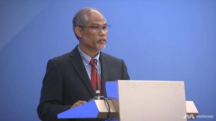 Singapore 'pushing the boundaries' on mitigating climate change: Masagos