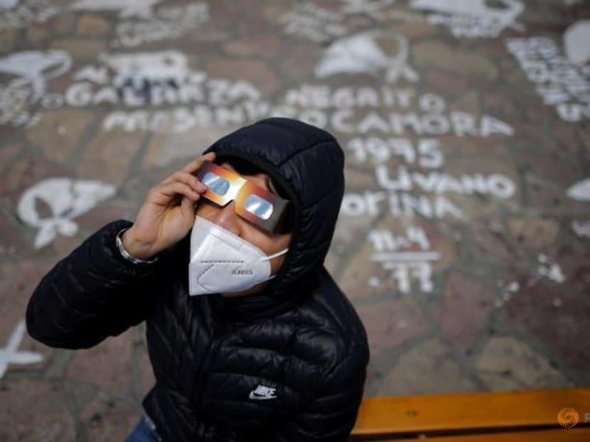 Chilean clouds, coronavirus mar outlook for solar eclipse sightseers