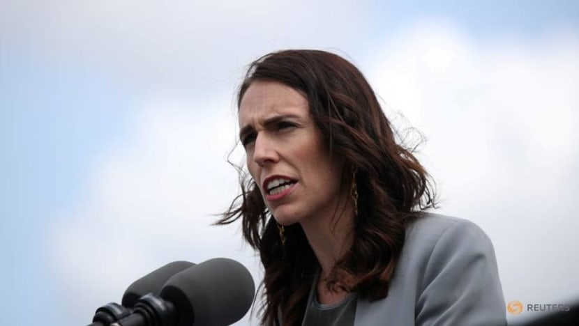 New Zealand's Ardern takes mask making into her own hands ahead of coronavirus measure